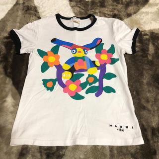 マルニ(Marni)のMARNI at  H&M  コラボTシャツ(Tシャツ(半袖/袖なし))