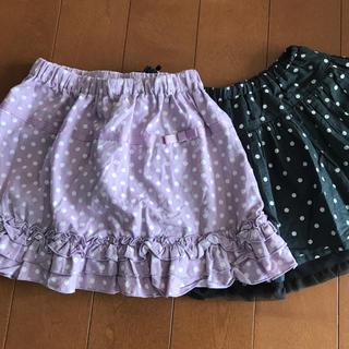 ジーユー(GU)のGU 110 スカートセット(スカート)