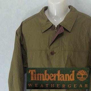ティンバーランド(Timberland)の【Timberland】 美品 ティンバーランド ナイロンジャケット サイズL(ナイロンジャケット)