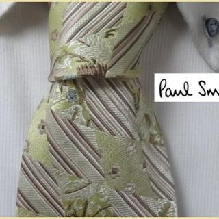 Paul Smith - 大人気★ポールスミス【気品溢れる花柄】高級ネクタイ★希少