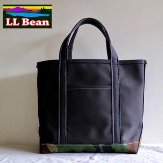 エルエルビーン(L.L.Bean)の【別注】llbean  トート バッグ 迷彩 日本未発売 Mサイズ マルチカラー(トートバッグ)