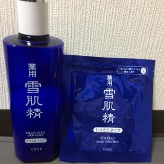セッキセイ(雪肌精)の雪肌精 化粧水 エンリッチ (化粧水 / ローション)