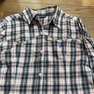 アズノゥアズドゥバズ(as know as de base)のチェックシャツ AS KNOW AS(シャツ/ブラウス(長袖/七分))