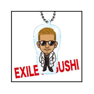 EXILE - EXILE ATSUSHI クリアチャーム