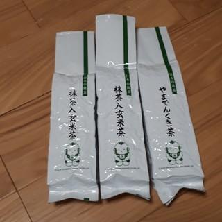 白形傳四郎商店 玄米茶 くき茶(茶)