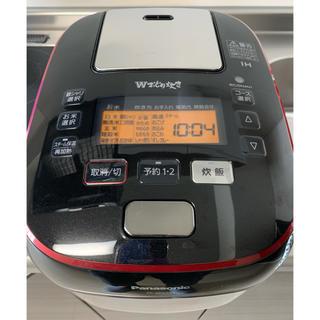 パナソニック(Panasonic)のSRSPA107K パナソニック 5.5合 炊飯器 圧力IH式 Wおどり炊き  (炊飯器)