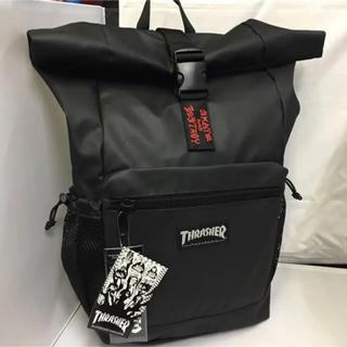00843ea0de51 スラッシャー(THRASHER)のTHRASHER 口折れフラップリュック 定価8,532円(バッグパック