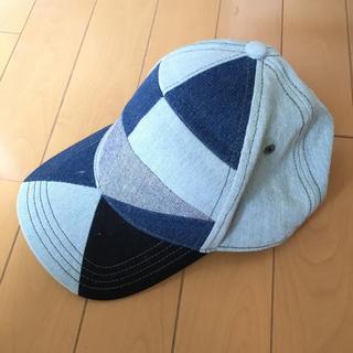 ディーゼル(DIESEL)のディーゼル デニム キャップ 帽子 メンズ ♥︎♥︎♥︎ バレンシアガ(キャップ)