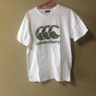 カンタベリー(CANTERBURY)のカンタベリー Tシャツ(ラグビー)