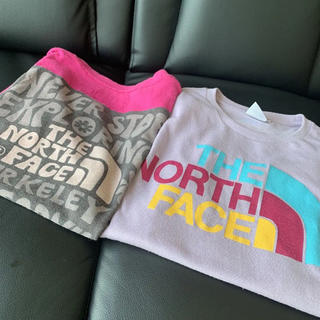 ザノースフェイス(THE NORTH FACE)の早いもの勝ち トレンド カラー パープル 紫 夏 (Tシャツ(半袖/袖なし))
