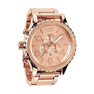 ニクソン(NIXON)の大人気 ニクソン NIXON CHRONO 腕時計 A083-897(腕時計)