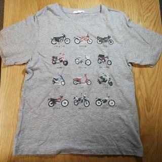 ジーユー(GU)のホンダ Tシャツ 130 ジーユー キッズ GU 男の子 バイク くるま(Tシャツ/カットソー)