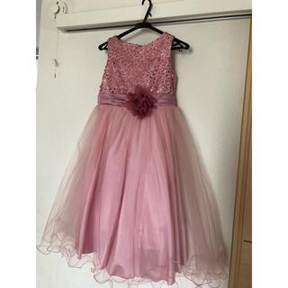 キャサリンコテージ ドレス ピンク 150