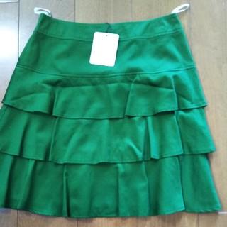 ヴァンドゥーオクトーブル(22 OCTOBRE)の未使用 22 OCTOBRE スカート 38(ひざ丈スカート)
