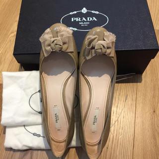 プラダ(PRADA)のプラダ☆パンプス  サイズ37(ハイヒール/パンプス)