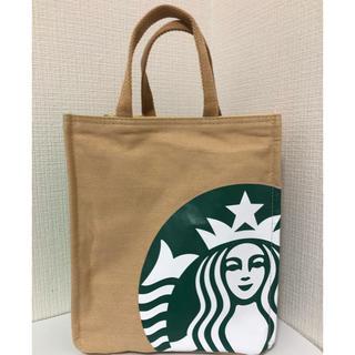 スターバックスコーヒー(Starbucks Coffee)のスターバックスコーヒーマルチ用ミニサイズトートバッグ(トートバッグ)