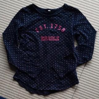 女の子 長袖カットソー(Tシャツ/カットソー)