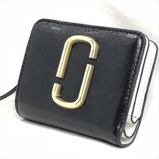 マークジェイコブス(MARC JACOBS)のマークジェイコブス 二つ折り財布 m0014282 バイカラー(財布)