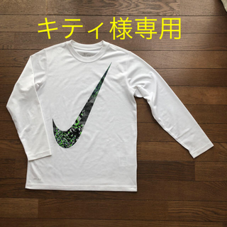 ナイキ(NIKE)のナイキ ドライフィットロンT(Tシャツ/カットソー)