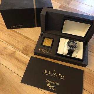 ゼニス(ZENITH)のZenith ゼニス クロノマスター ZENITH エルプリメロ 腕時計 (腕時計(アナログ))