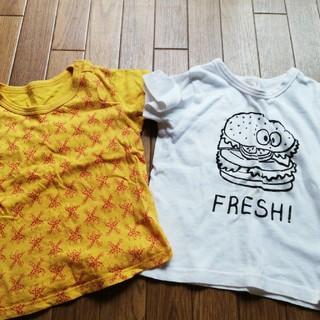プティマイン(petit main)のTシャツ2点(Tシャツ/カットソー)