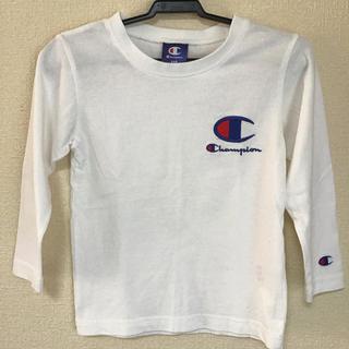 チャンピオン(Champion)のチャンピオン  Tシャツ ロンT 110㎝(Tシャツ/カットソー)