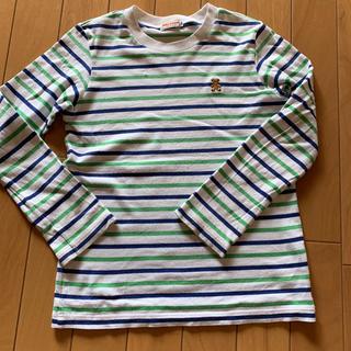 ミキハウス(mikihouse)のミキハウス 長袖Tシャツ ロンT 130(Tシャツ/カットソー)