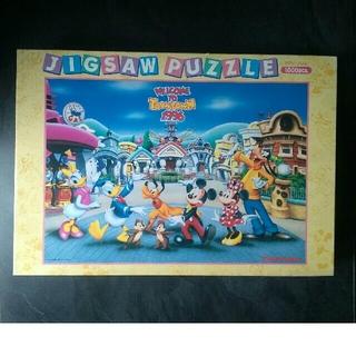 ディズニー(Disney)のディズニー ジグソーパズル ToonTown 未開封(その他)