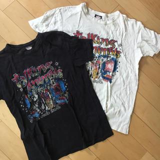 ゴートゥーハリウッド(GO TO HOLLYWOOD)のロックtee  サイズ04 2枚(Tシャツ(半袖/袖なし))