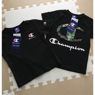 チャンピオン(Champion)の最終価格!新品 チャンピオン Tシャツ 2枚セット 110(Tシャツ/カットソー)