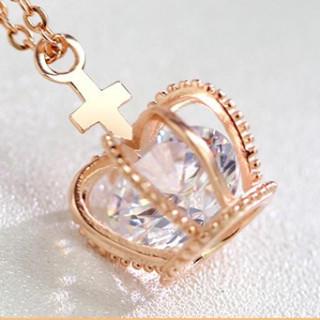 人気沸騰中の王冠 クラウン ペンダント ネックレス(ネックレス)