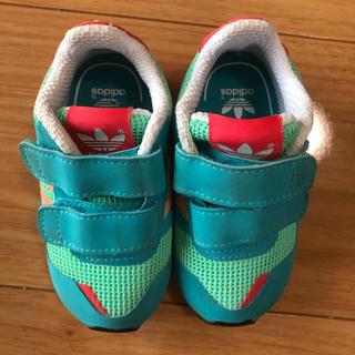 アディダス(adidas)のアディダス 靴 12センチ キッズ (スニーカー)