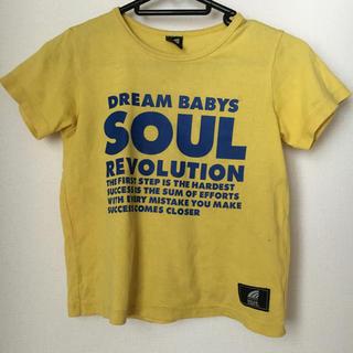 ドリームベイビーズ(DREAMBABYS)の☆Tシャツ☆120cm  DREAMBABYS(Tシャツ/カットソー)