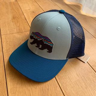 パタゴニア(patagonia)のPatagonia パタゴニア トラッカーハットキッズ キャップ 帽子(帽子)