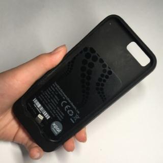 iPhone5 バッテリー付ケース(iPhoneケース)