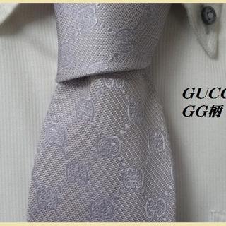グッチ(Gucci)のグッチ★GUCCI★【GG柄】高級ネクタイ★クリーニング済★(ネクタイ)