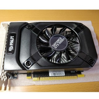 GeForce GTX 1050Ti(PCパーツ)