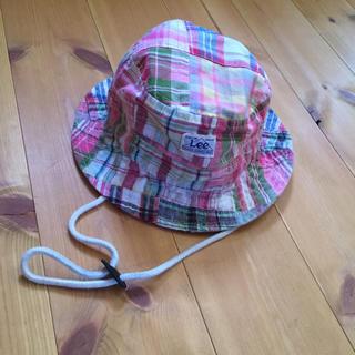 リー(Lee)のLee 帽子 50cm(帽子)