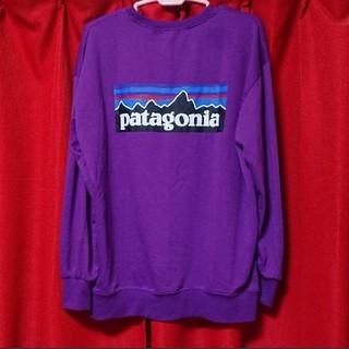 パタゴニア(patagonia)のpatagonia 薄手トレーナー 新品❣ 男女兼用✮(トレーナー/スウェット)