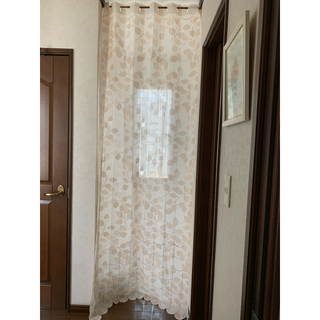 暖簾 250cm  目隠しに   冷気暖気避けに(のれん)