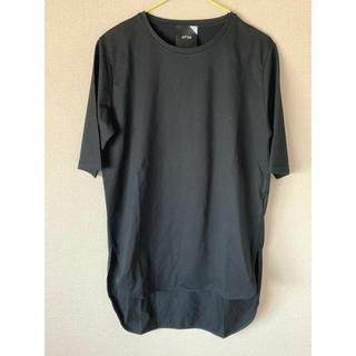 デミルクスビームス(Demi-Luxe BEAMS)のATON / スビン ラウンドヘム Tシャツ(Tシャツ(半袖/袖なし))