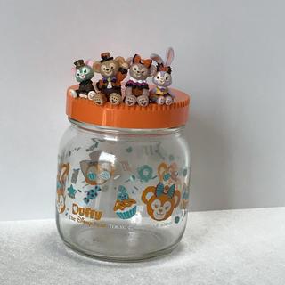 ディズニー(Disney)の【Disney/Duffy】ダッフィーアンドフレンズ/紅茶瓶(ハロウィン)(キャラクターグッズ)