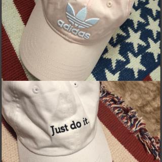 アディダス(adidas)のadidas キャップ 新品未使用(キャップ)