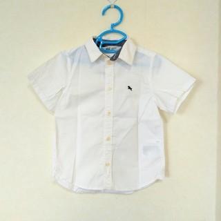エイチアンドエム(H&M)の【新品】H&M 半袖シャツ(ブラウス)
