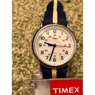 タイメックス(TIMEX)のタイメックス TIMEX ウィークエンダー セントラルパーク(腕時計(アナログ))