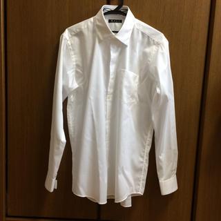 アオキ(AOKI)のAOKI MAJI アオキ  ワイシャツ 未使用品(シャツ)