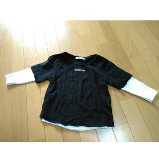 エムピーエス(MPS)のカットソー2枚セット✽110サイズ(Tシャツ/カットソー)