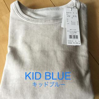 キッドブルー(KID BLUE)のKID  BLUE キッドブルー 新品 トップス(Tシャツ(長袖/七分))