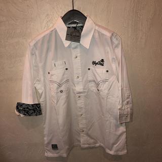 ブルークロス(bluecross)のBLUE  CROSS キッズシャツ160(Tシャツ/カットソー)