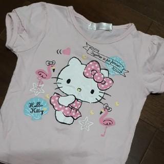 キティちゃん Tシャツ 80(Tシャツ)